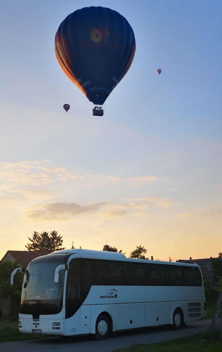 Szekszárd, hőlégballonozás